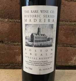 "NV Rare Wine Co ""Boston"" Bual Madeira, 750ml"