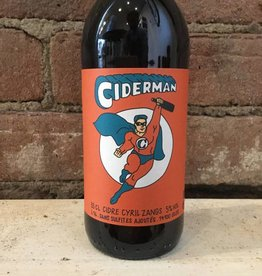 "Cyril Zangs ""Ciderman"" Sparkling Cider, 330ml"