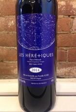 "2016 Chateau Oupia ""Les Heretiques"" VDP Rouge, 750ml"