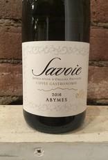 """2017 Jean Perrier """"Cuvee Gastronomie"""" Vin de Savoie Abymes, 750ml"""