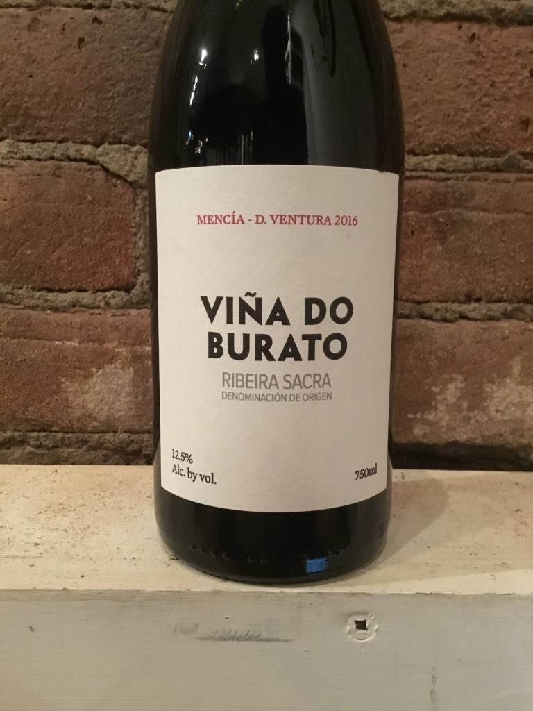 "2016 Ventura ""Vina do Burato"" Mencia Ribera Sacra, 750ml"