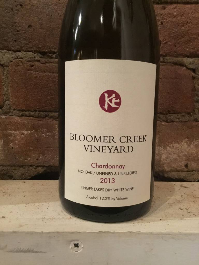 2013 Bloomer Creek Chardonnay No Oak, 750ml
