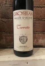 2015 Grosjean Torrette Valle d'Aosta, 750ml