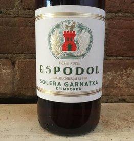 NV Espodol Solera Granatxa d'Emporda, 750ml
