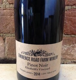 "2015 Eminence Road Farm Winery Pinot Noir ""Elizabeth's Vineyard"", 750ml"