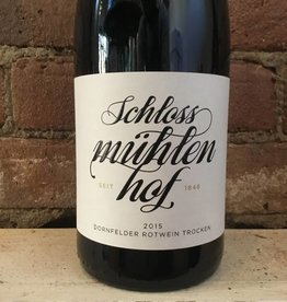 2015 Schlossmuhlenhof Dornfelder Trocken, 1L