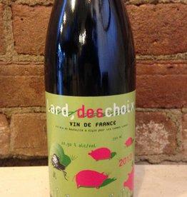 """2016 Les Champs Libres """"Lard, des Choix"""" Rouge, 750ml"""