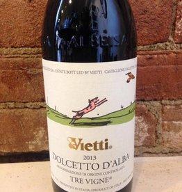 """2015 Vietti Dolcetto D'Alba """"Tre Vigne"""", 750ml"""