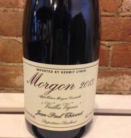 "2016 Jean-Paul Thevenet Morgon 'Vielles Vignes"", 750ml"
