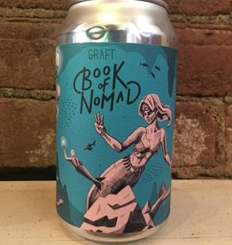 "Graft Book of Nomad ""Cavern of the Ancients"" Cider, 12oz Can"