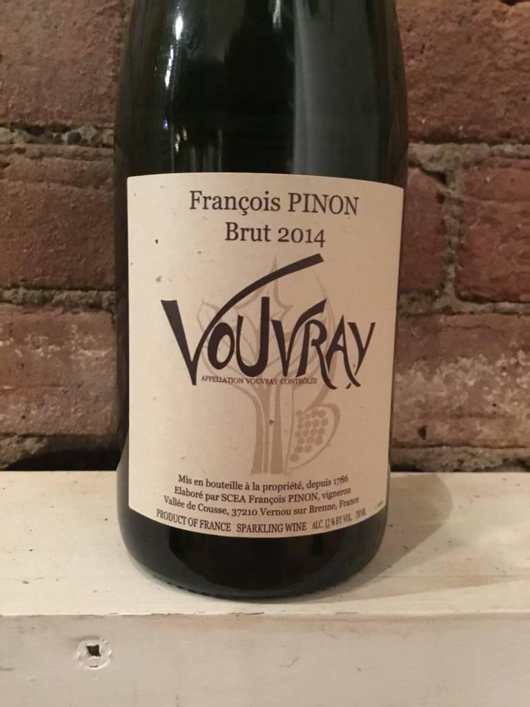 2014 Francois Pinon Vouvray Brut, 750ml