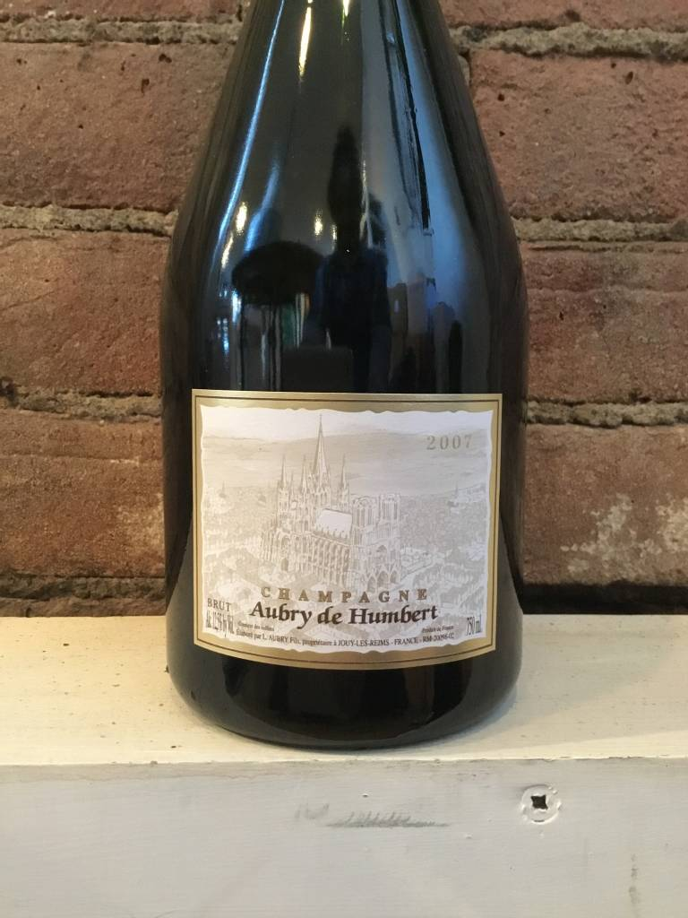"2007 Aubry ""de Humbert"" Champagne, 750ml"
