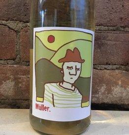 "2016 Enderle & Moll ""Muller"" Muller-Thurgau, 750ml"