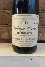 2014 Voillot Volnay 1er Cru Les Fremiets, 750ml