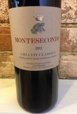 2015 Montesecondo Chianti Classico, 750ml