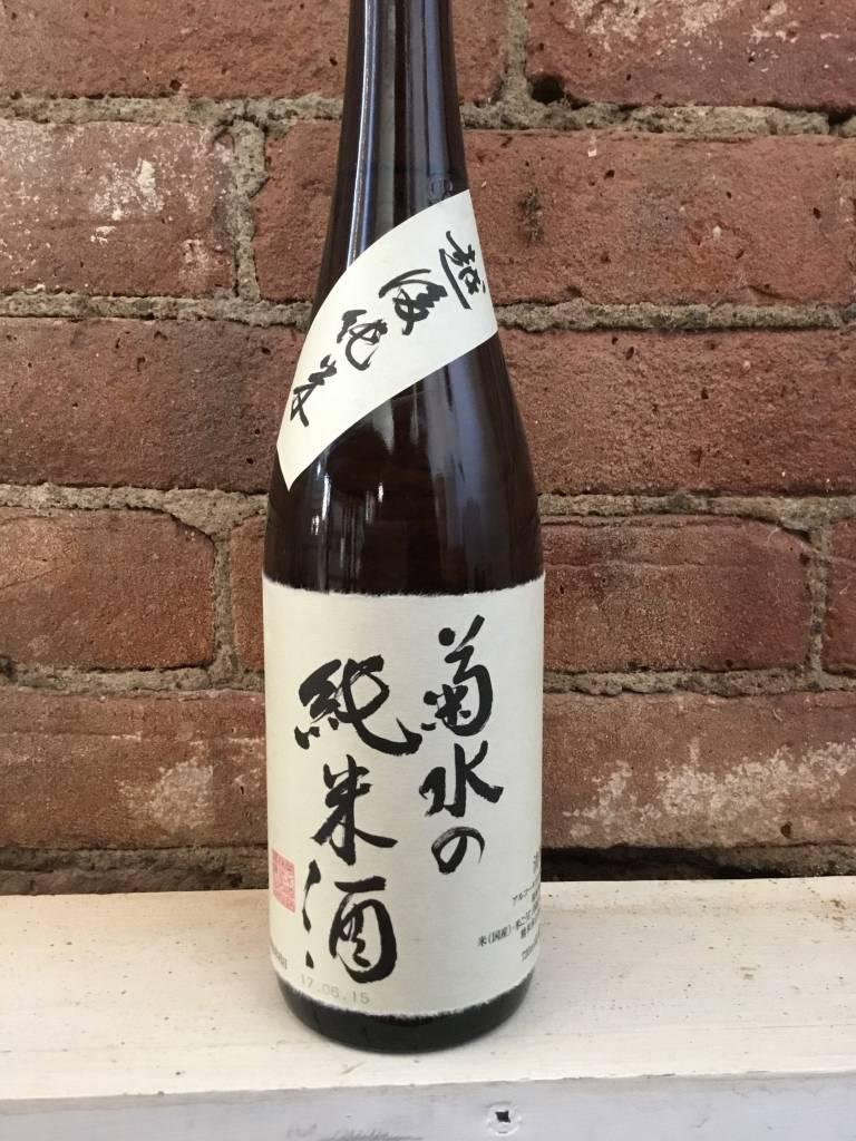 Kikusui Junmai Sake, 720ml