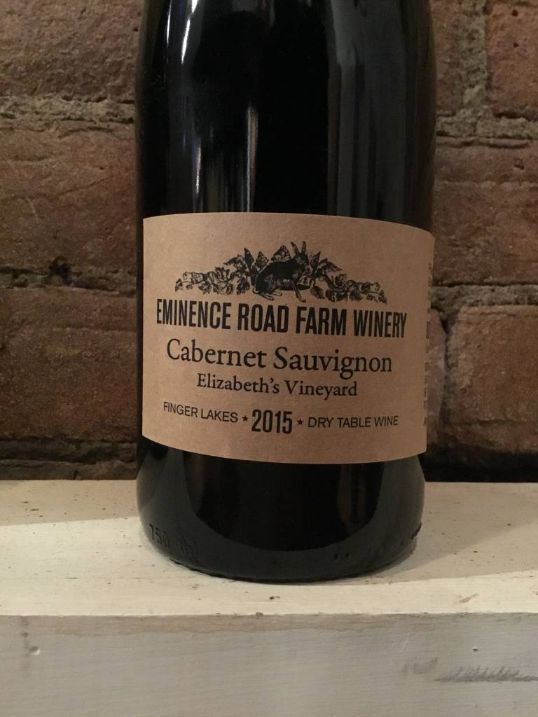 "2015 Eminence Road Cabernet Sauvignon "" Elizabeth's Vineyard"",750ml"