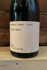 2016 Wild Arc Finger Lakes Cabernet Franc, 750ml