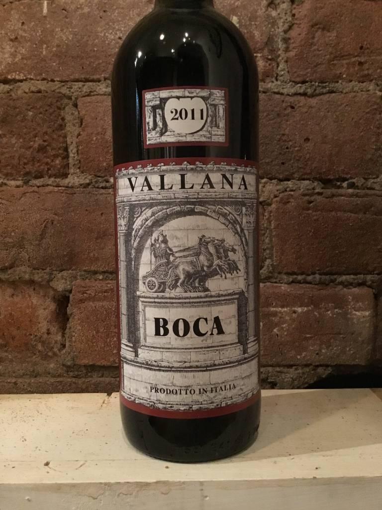 2011 Vallana Boca Rosso, 750ml