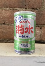 Kikusui Ginjo Shinmai Shinshu Green Can, 200ml