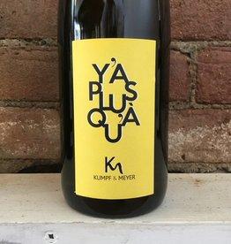 2016 Domaine Kumpf et Meyer Y'a Plus Qu'a VDF Blanc,1 Liter