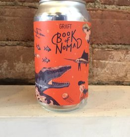 """Graft Book of Nomad """"Tangle of Titans"""" Cider, 12oz Can"""