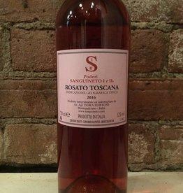 2016 Sanguineto Rosato Toscana, 750ml