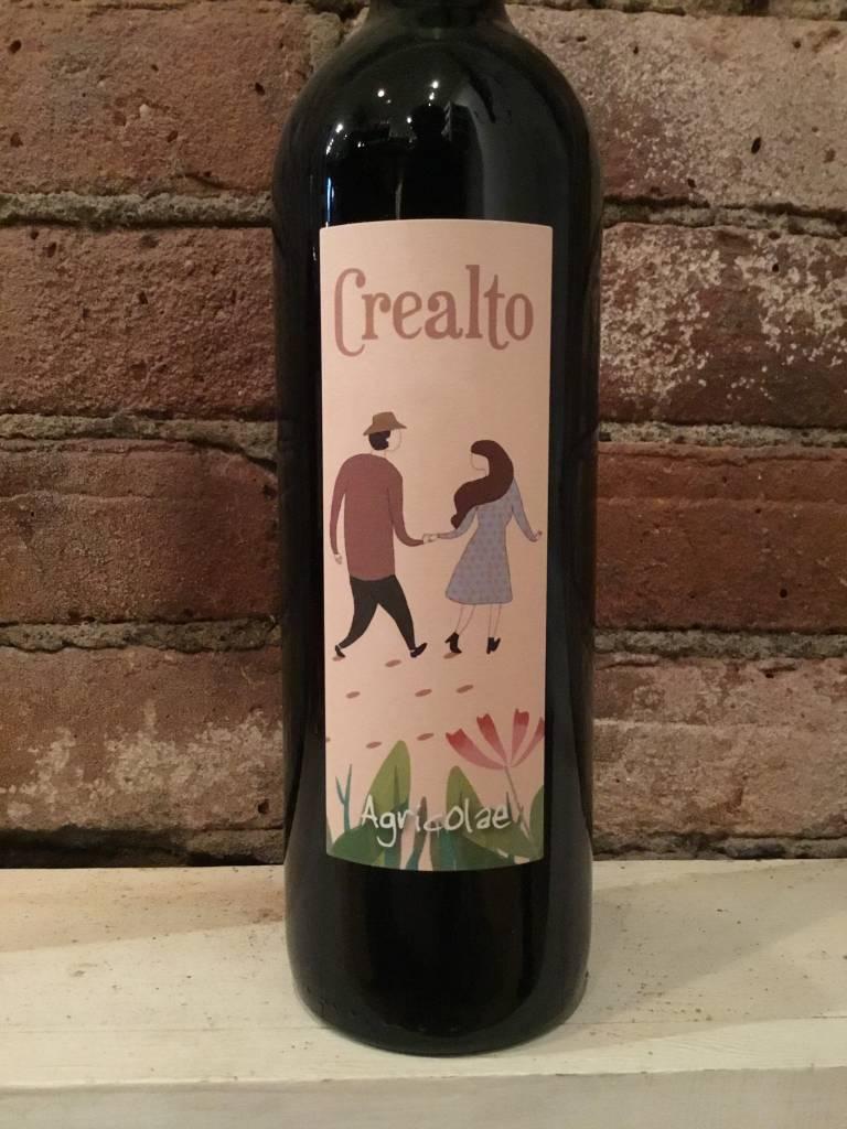 """2016 Crealto """"Agricolae"""" Vino Rosso, 750ml"""