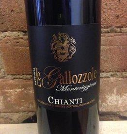 2015 Fattoria Le Gallozzole Chianti, 750ml