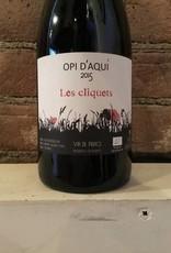 """2015 Opi D'Aqui """"Les Cliquets"""" VDF Rouge,750ml"""