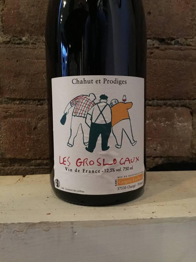 """2015 Chahut et Prodiges """"Les Groslocaux"""", 750ml"""
