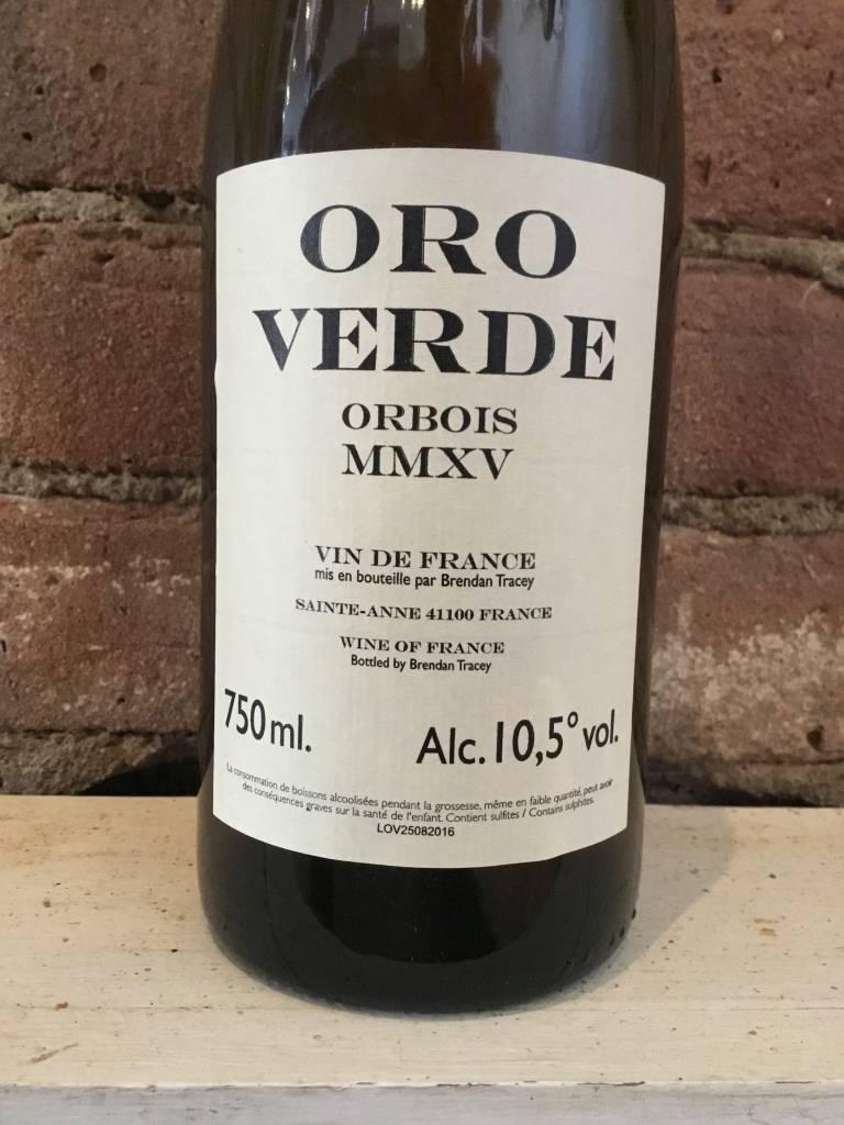 "2015 Brendan Tracey VDF ""Oro Verde Orbois"", 750ml"