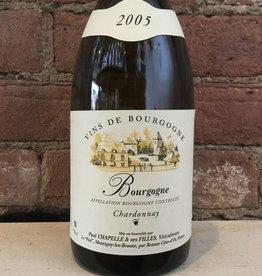 2005 Paul Chapelle Bourgogne Blanc, 750ml
