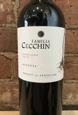 2016 Familia Cecchin Mendoza Graciana, 750ml