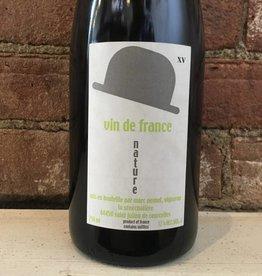 """2015 Pesnot """"Les Vieilles Vignes Veritble""""  Chapeau Melon de Bourgogne, 750ml"""