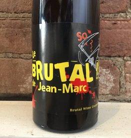 """2016 Pirouettes """"Brutal de Jean Marc"""" AOC Alsace, 750ml"""