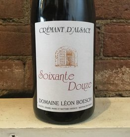 """2015 Leon Boesch """"Soixante Douze""""  Cremant d'Alsace Brut, 750ml"""