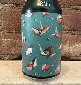 "Graft/Finback Shared Universe ""Origami"" Cider, 12oz can"