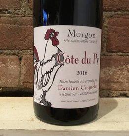 2016 Damien Coquelet Morgon Côte de Py, 750ml