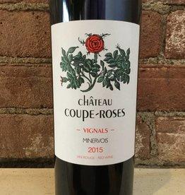 2015 Coupe Roses Minervois Cuvee Vignals, 750ml