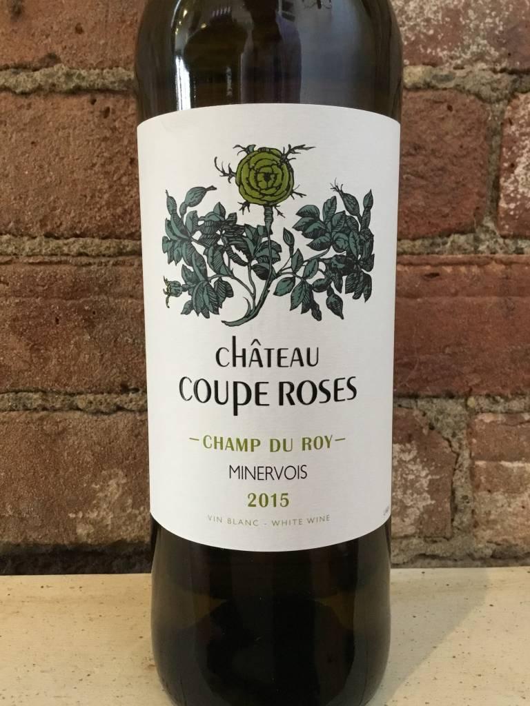 "2015 Coupe Roses VdP ""Champ du Roy"" Blanc, 750ml"
