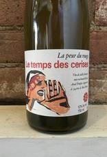 2016 Le Temps des Cerises VDF La Peur du Rouge Pet Nat,1.5 Liter