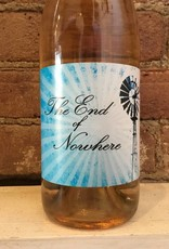 """2016 End of Nowhere """"#1 Crush"""" Amador County Rose, 750ml"""