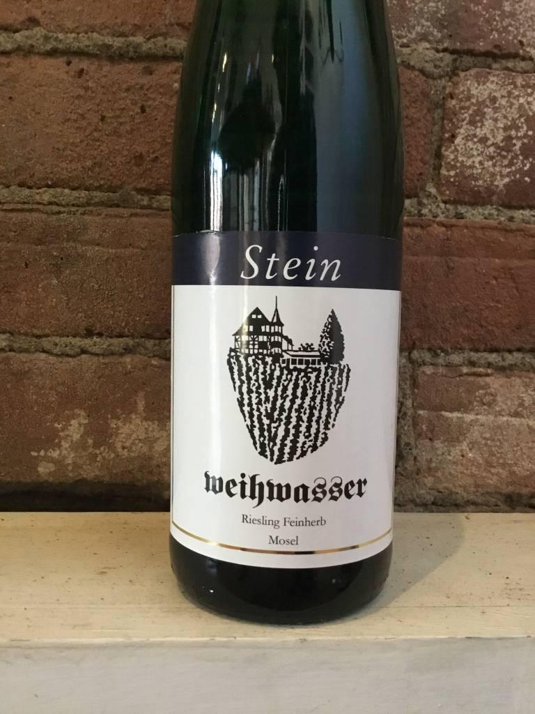 """2016 Stein Riesling Feinherb """"Weihwasser"""",740ml"""