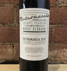 """2015 Monte Bernardi """"Retromarcia"""" Chianti Classico, 750ml"""