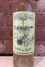 2017 Fossil & Fawn Oregon White Blend, 750ml