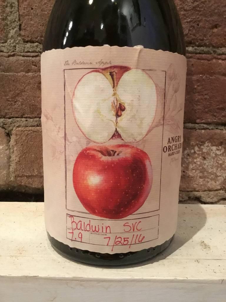 Angry Orchard Baldwin Cider, 750ml