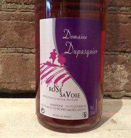 2014 Domaine Dupasquier Rose Savoie, 750ml
