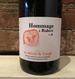 2016 Le Raisin et L'Ange VDF Hommage a Robert Red, 750ml