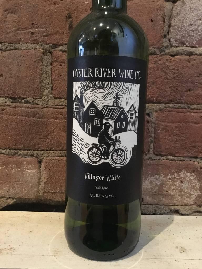 2016 Oyster River Villager White, 750ml